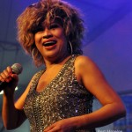 Luisa Marshall's Tina Turner Tribute Act at the PNE Stage 2012 - Day 2. Picture 7.