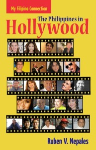 My Filipino Connection: The Philippines in Hollywood by Ruben Nepales features Tina Turner Tribute Artist, Luisa Marshall. Book Cover.