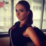 Yasaman Madanikia Miss World Canada 2013 Delegate